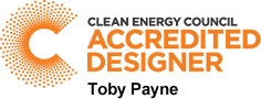 Clean Energy Coucil Accredited Designer