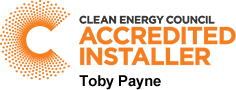 Clean Energy Coucil Accredited Installer